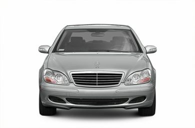 Grille  2004 Mercedes-Benz S55 AMG