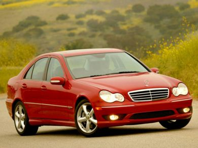 2004 MercedesBenz C240 Pictures  Photos  CarsDirect