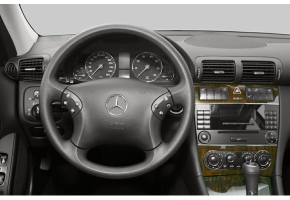 2004 Mercedes Benz C32 Amg Pictures Amp Photos Carsdirect