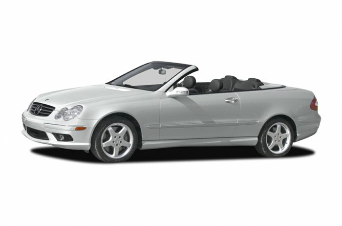2004 mercedes benz clk55 amg specs safety rating mpg for Mercedes benz reliability