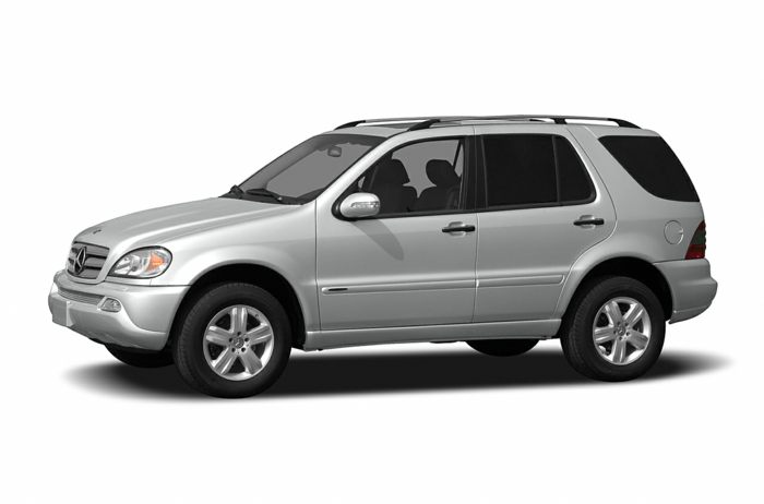 2004 mercedes benz ml350 specs safety rating mpg. Black Bedroom Furniture Sets. Home Design Ideas