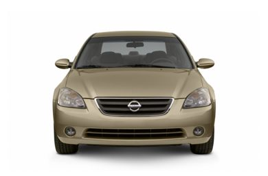 Grille  2004 Nissan Altima