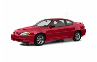 3/4 Front Glamour 2004 Pontiac Grand Am