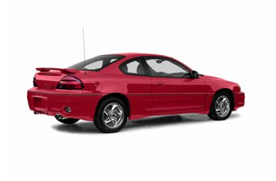 3/4 Rear Glamour  2004 Pontiac Grand Am