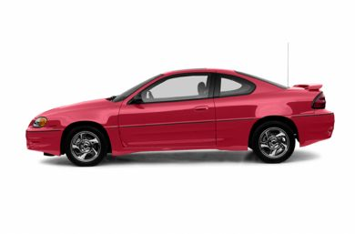 90 Degree Profile 2004 Pontiac Grand Am
