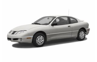 3/4 Front Glamour 2004 Pontiac Sunfire