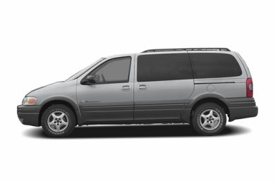 90 Degree Profile 2004 Pontiac Montana