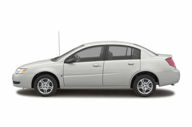 90 Degree Profile 2004 Saturn ION