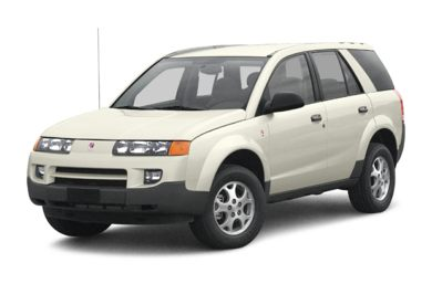 3/4 Front Glamour 2004 Saturn VUE