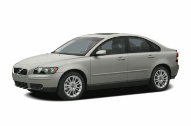 3/4 Front Glamour 2004 Volvo S40