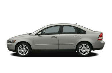 90 Degree Profile 2004 Volvo S40