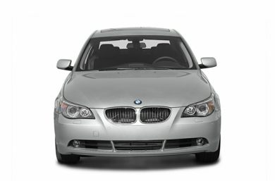 Grille  2005 BMW 545