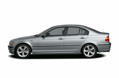 90 Degree Profile 2005 BMW 325