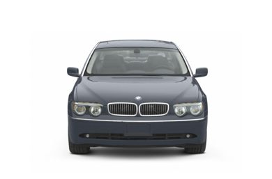 Grille  2005 BMW 745