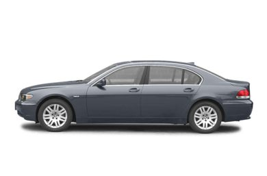 90 Degree Profile 2005 BMW 745