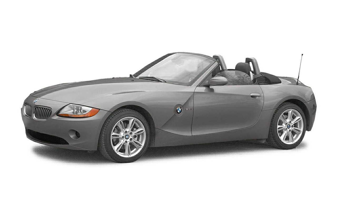 2005 Bmw Z4 Specs Safety Rating Amp Mpg Carsdirect