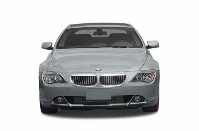 Grille  2005 BMW 645