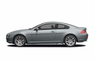 90 Degree Profile 2005 BMW 645