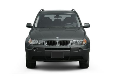 Grille  2005 BMW X3