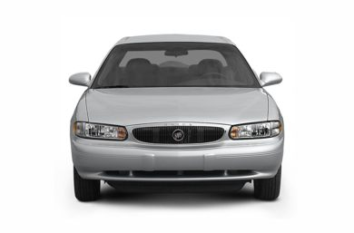 Grille  2005 Buick Century