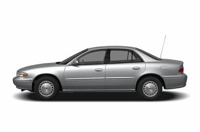 90 Degree Profile 2005 Buick Century