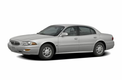 3/4 Front Glamour 2005 Buick LeSabre