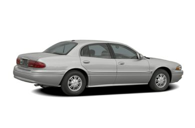 3/4 Rear Glamour  2005 Buick LeSabre