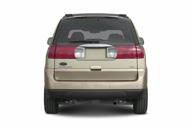 Rear Profile  2005 Buick Rendezvous