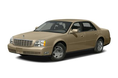 3/4 Front Glamour 2005 Cadillac DeVille