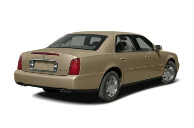 3/4 Rear Glamour  2005 Cadillac DeVille