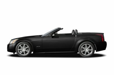 90 Degree Profile 2005 Cadillac XLR