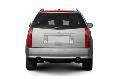 Rear Profile  2005 Cadillac SRX