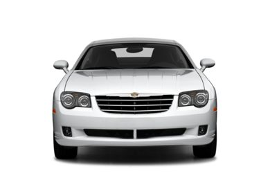 Grille  2005 Chrysler Crossfire