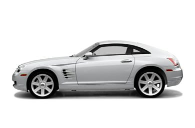 90 Degree Profile 2005 Chrysler Crossfire