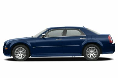 90 Degree Profile 2005 Chrysler 300C