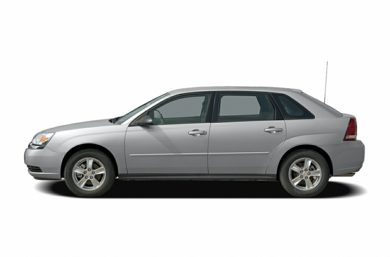 90 Degree Profile 2005 Chevrolet Malibu MAXX