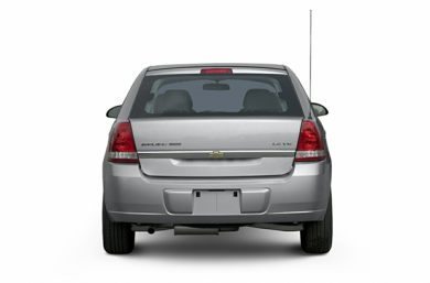Rear Profile  2005 Chevrolet Malibu MAXX