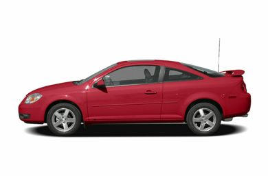 90 Degree Profile 2005 Chevrolet Cobalt