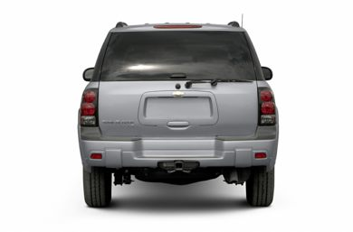 Rear Profile  2005 Chevrolet TrailBlazer