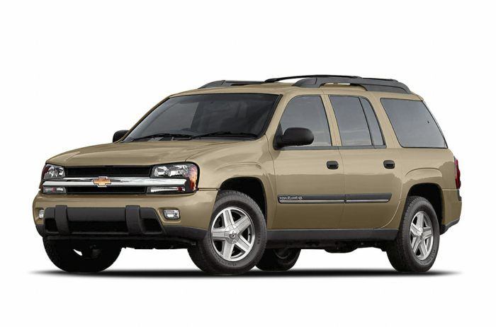 2005 chevrolet trailblazer ext specs safety rating mpg. Black Bedroom Furniture Sets. Home Design Ideas
