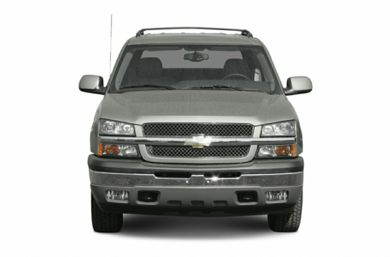Grille  2005 Chevrolet Avalanche 2500