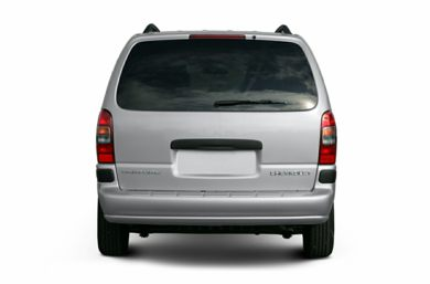 Rear Profile  2005 Chevrolet Venture