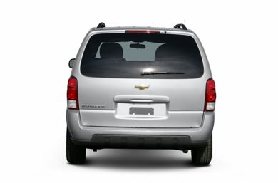 Rear Profile  2005 Chevrolet Uplander