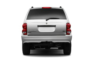 Rear Profile  2005 Dodge Durango
