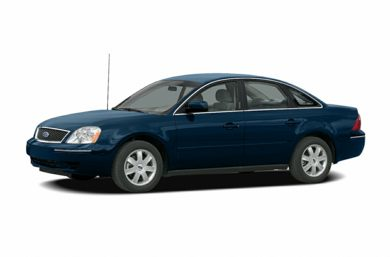 3/4 Front Glamour 2005 Ford Five Hundred