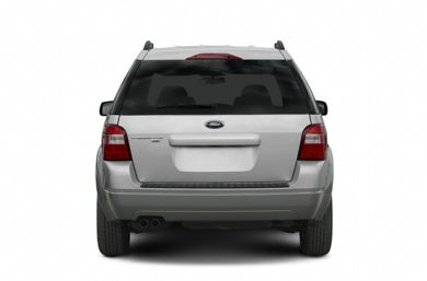 Rear Profile  2005 Ford Freestyle