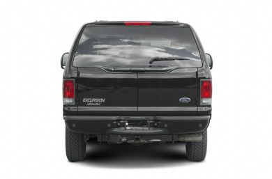 Rear Profile  2005 Ford Excursion