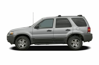 90 Degree Profile 2005 Ford Escape