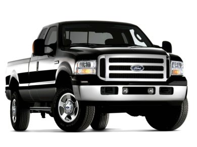 OEM Exterior Primary  2005 Ford F-350