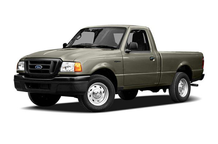 2005 ford ranger specs safety rating mpg carsdirect. Black Bedroom Furniture Sets. Home Design Ideas